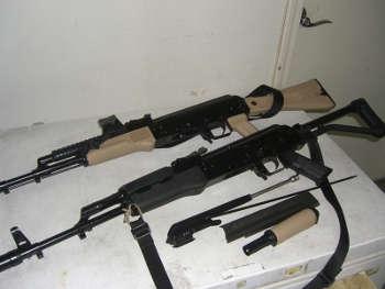 Bulgarian And Romanian Rifles