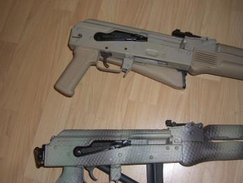 AK Bodies Close Up