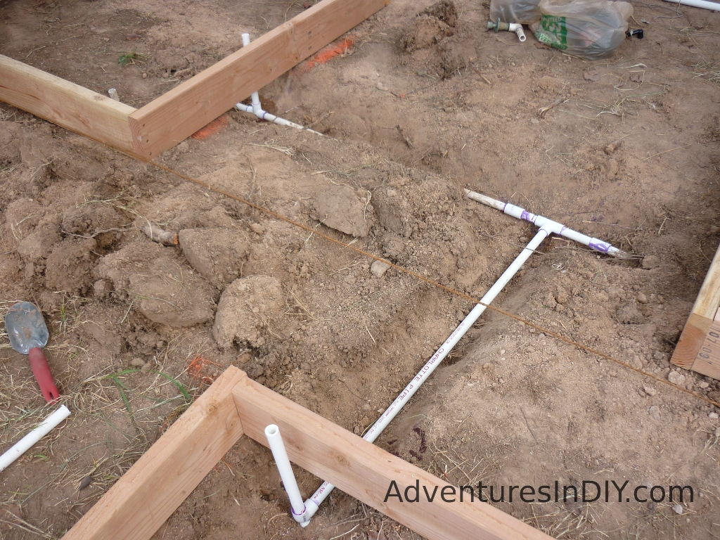 Irrigating And Positioning Raised Bed Gardens Adventures