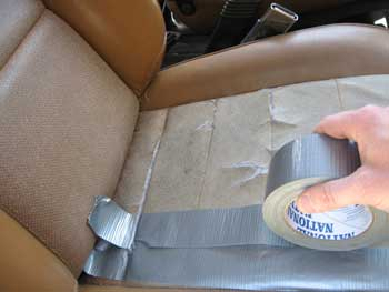 Layer Used To Reinforce The Seat