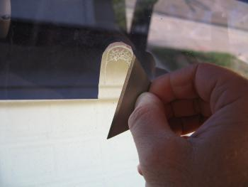 Scraping Glass