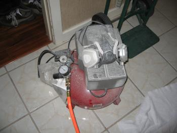 Pancake Air Compressor