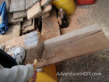 Cutting Boards to Width