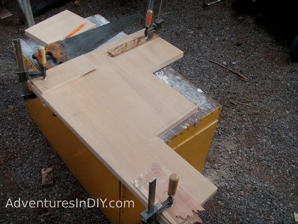 Homemade Dog Steps Interesting Doggie Door U Ramp By Gary