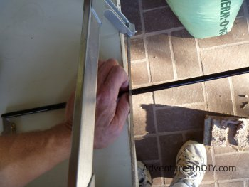 Cutting New Distribution Arm