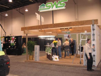 SWS Booth