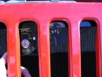 Jeep Hood Lock Adjustment