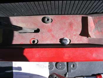 Hood Lock Screw