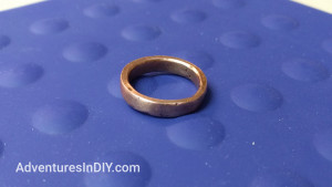 Cooling Copper Ring
