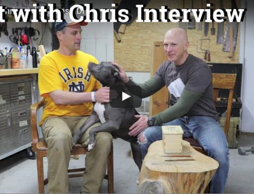 Interviewed By Chop With Chris