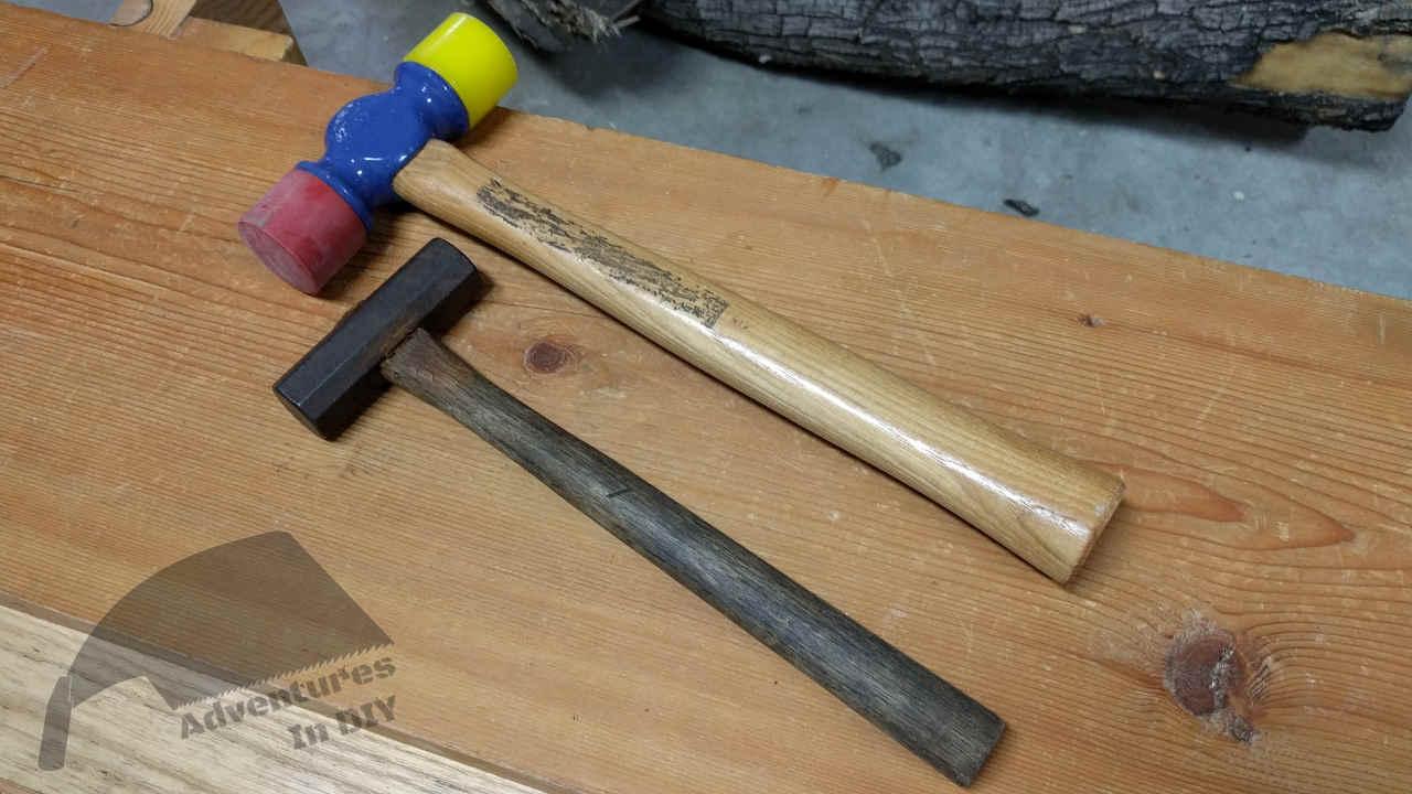 Japanese Plane Hammer Comparison