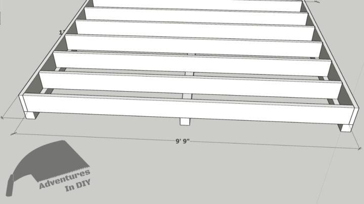 Floor Joist Measurements