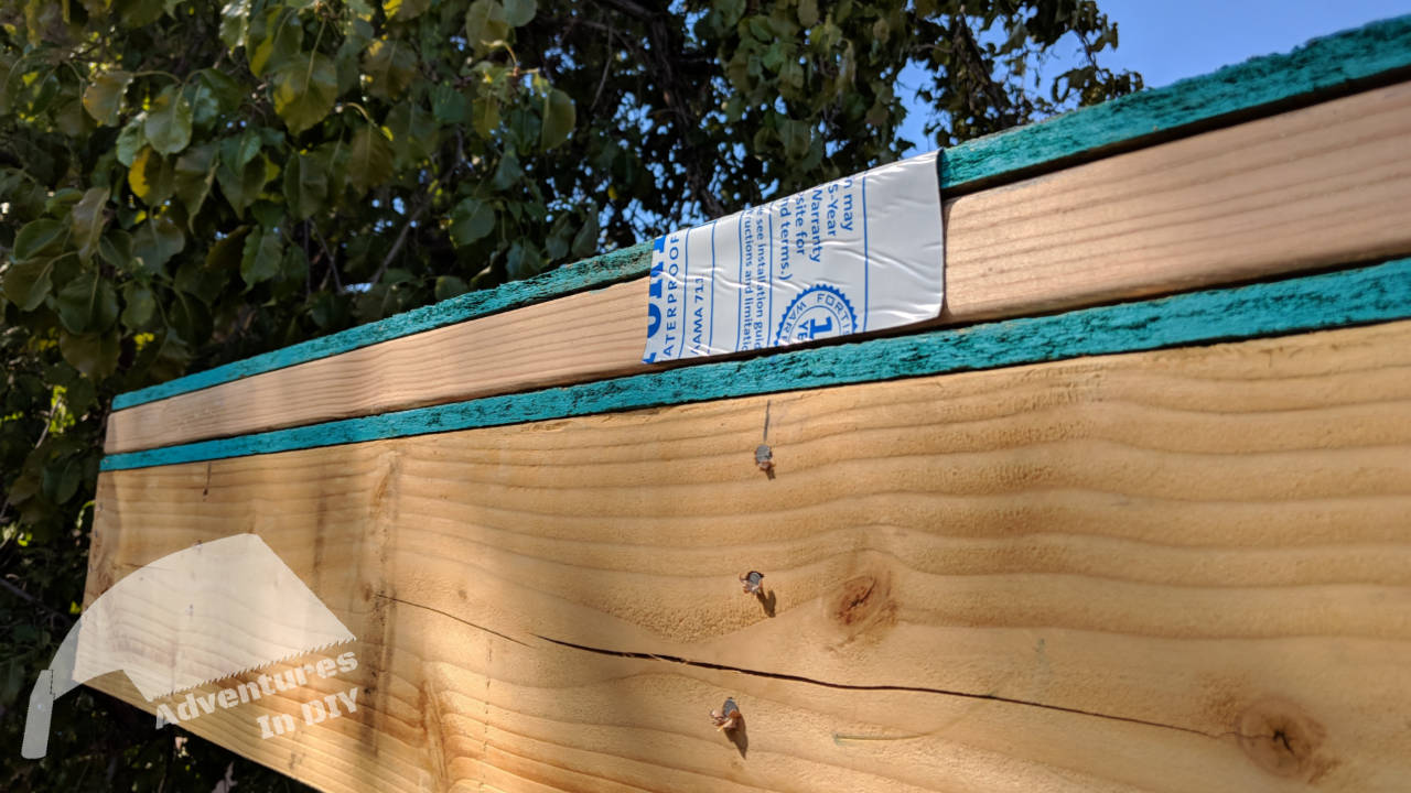 Building A Modern Shed Part 7 Insulated Roof Sheathing