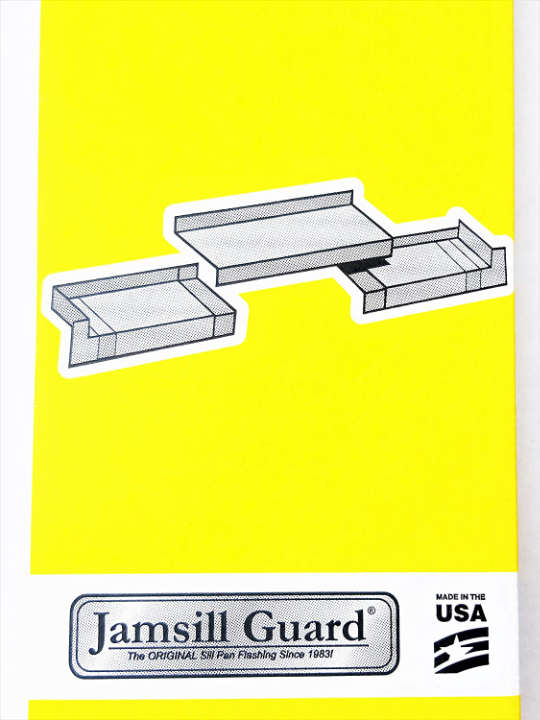 Jamsill ABS Door Pan Flashing